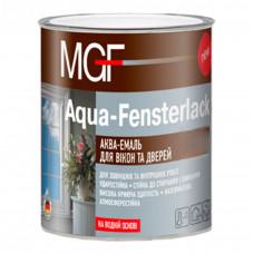 Акваэмаль для окон и дверей MGF Aqua-Fensterlack
