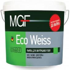 Белая краска Eco MGF Weiss M1