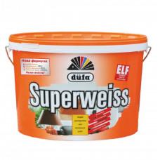 Белоснежная краска Dufa D4 Superweiss