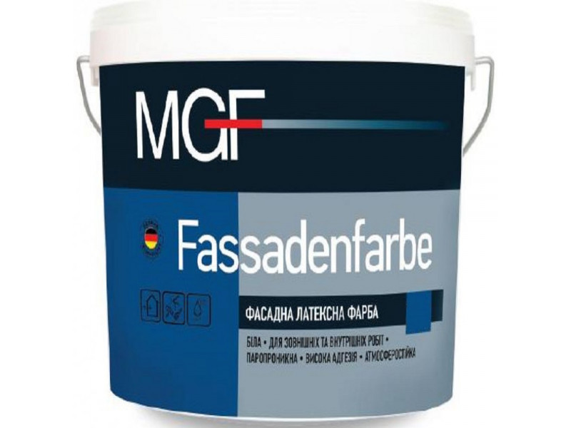 Краска фасадная M90 Fassadenfarbe MGF