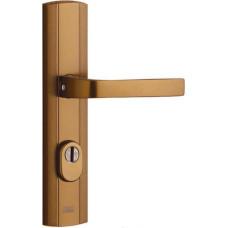 Дверная ручка GRANIT, цвет - коричневый