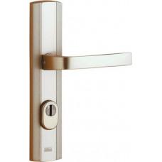 Дверная ручка GRANIT, цвет - титановый