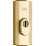 Дверная ручка GRANIT, цвет - золотой