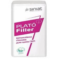 Гипсовая шпаклевка для швов ГКЛ Plato Filler