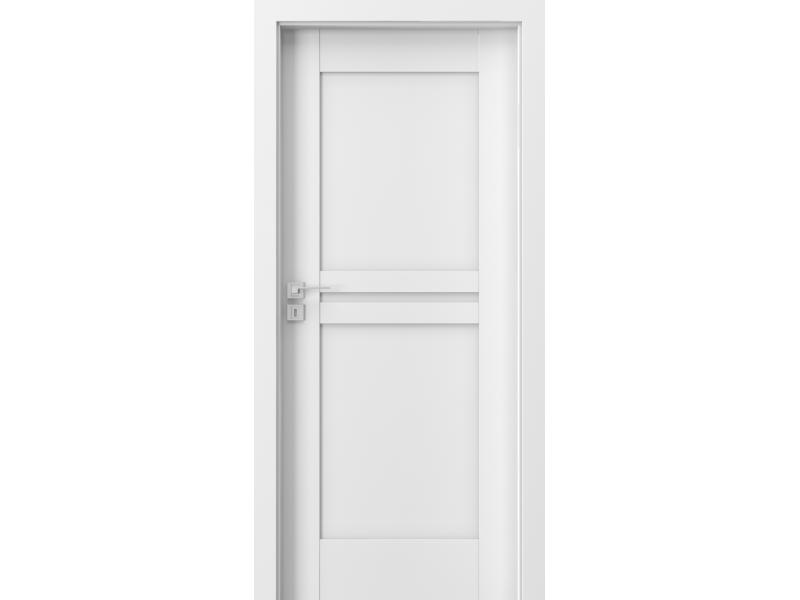 Глухое двухрамочное полотно Porta KONCEPT B.0