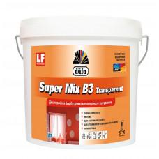 Краска базовая Dufa Super Mix B3 transparent