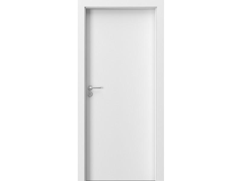 Полотно белое Porta Minimax межкомнатной двери