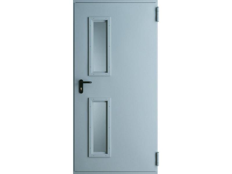 Металлические двери EI 60 модель 1