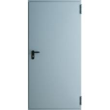 Металлические двери EI 60 полотно глухое + коробка