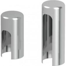 Накладки на петли Standard, цвет - серебряный