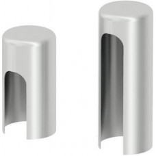 Накладки на петли Standard, цвет - серебряный матовый