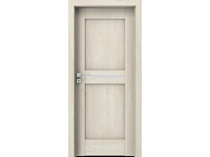 Остекленное двухрамочное полотно Porta KONCEPT B.1