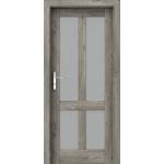 Полностью остекленное полотно Porta HARMONY A.2