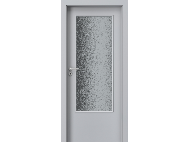 Полностью остекленное полотно Porta STYL модель 3