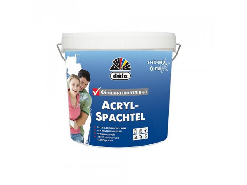 Шпаклевка Dufa Acryl Spachtel