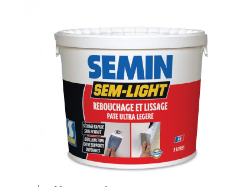 Шпаклевка для швов Semin SEM-LIGHT