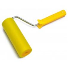 Валик прижимной резиновый с ручкой d 6 мм, 150 мм
