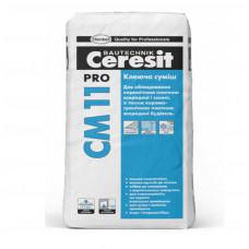 Клеящая смесь для плитки Ceresit CM 11 Pro 27кг