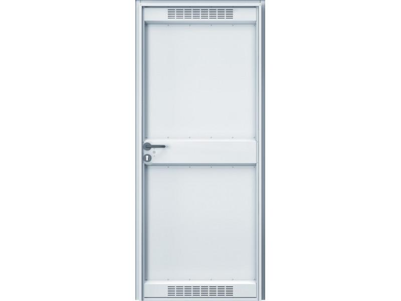 Универсальные двери для хозяйственных помещений глухое 2