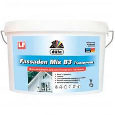 Краска базовая Dufa Fasaden Mix B3 Transparent