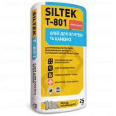 Клей для плитки и камня Sultek Т-801 25кг