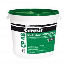 Эластичная гидроизоляционная мастика Ceresit CP 48 <<XPRESS>> 28кг