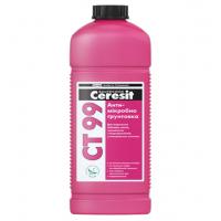 Антимикробная грунтовка Ceresit СТ 99 1л
