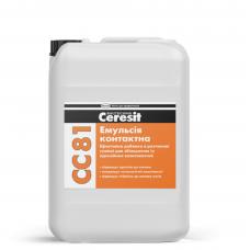 Эмульсия контактная Ceresit СC 81 10л