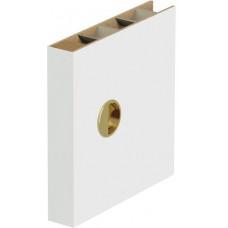 Ручки-захваты круглого сечения для передвижных дверей (дверей-купе)