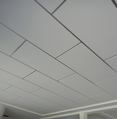 Подвесные потолки AMF: кромки
