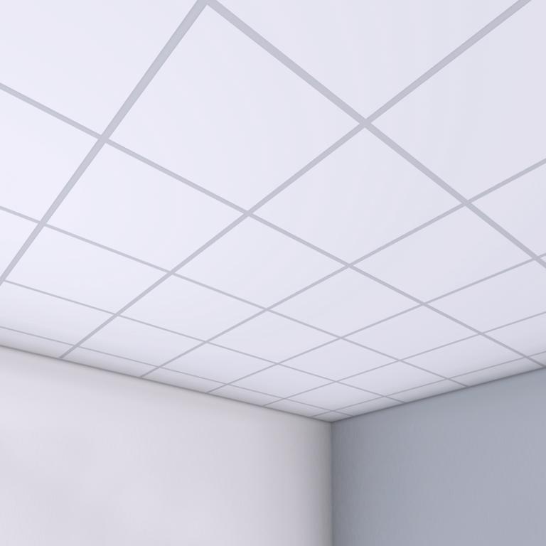 Подвесные потолки AMF: ECOMIN